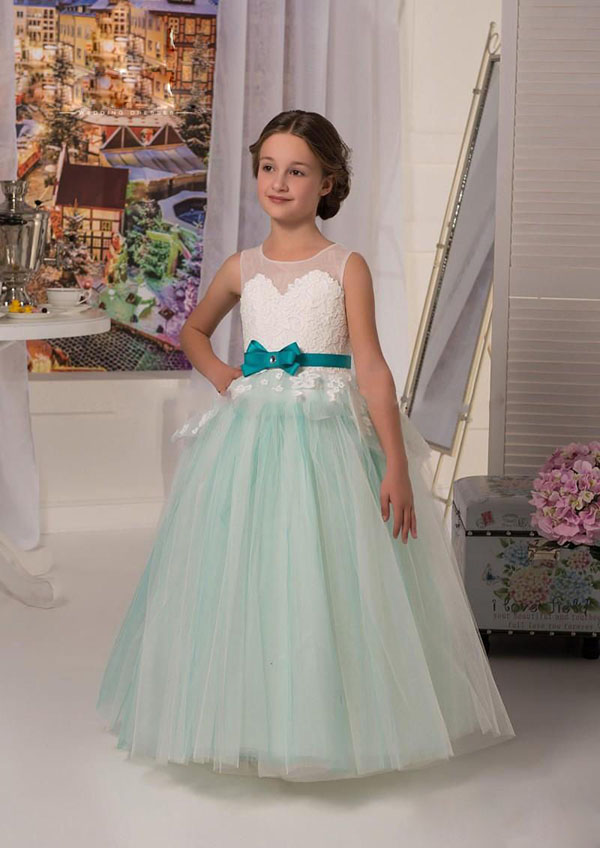 Baby Formal Wear Girl Pageant Flower Dresses Toddler on Luulla