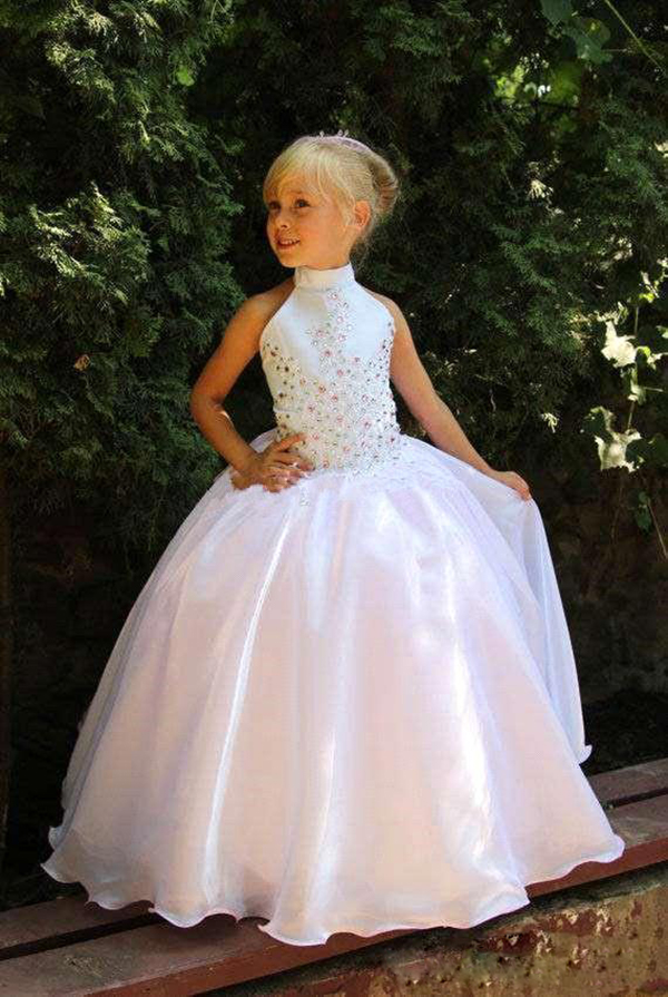 Wedding Dresses For Childrens In : First communion dresses for girl bridesmaid wedding party